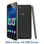 Wiko Fever 4G USB Driver