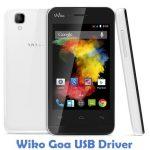 Wiko Goa USB Driver