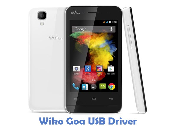 Download Wiko Goa USB Driver | All USB Drivers