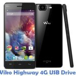 Wiko Highway 4G USB Driver