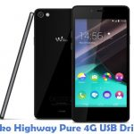 Wiko Highway Pure 4G USB Driver