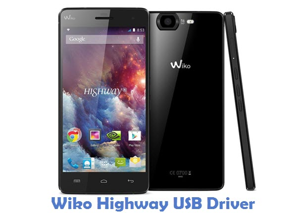 Wiko Highway USB Driver