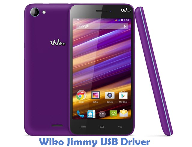 Wiko Jimmy USB Driver