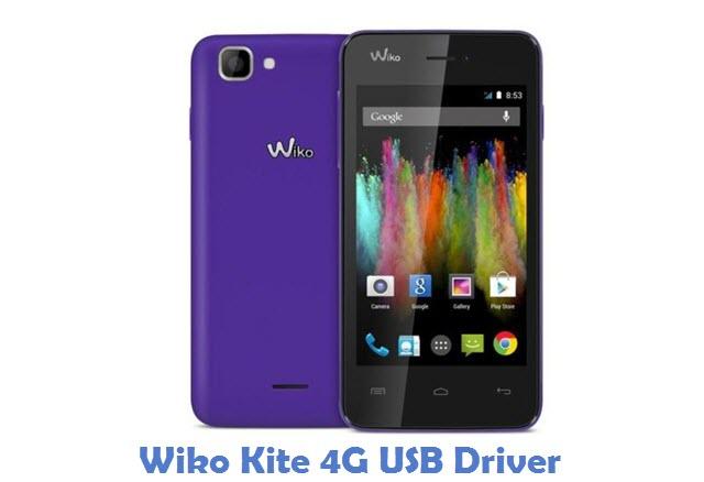Wiko Kite 4G USB Driver