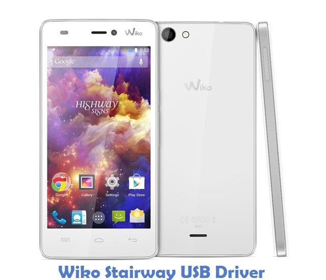 Wiko Stairway USB Driver