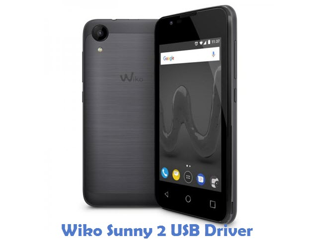 Wiko Sunny 2 USB Driver