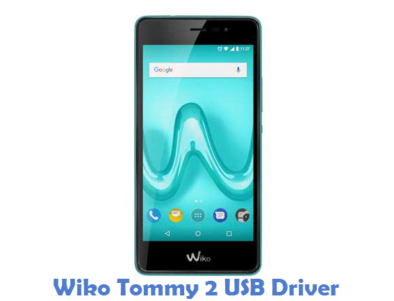 Wiko Tommy 2 USB Driver