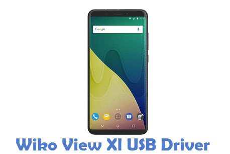 Wiko View Xl USB Driver