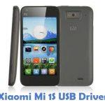 Xiaomi Mi 1S USB Driver