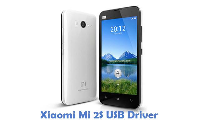 Xiaomi Mi 2S USB Driver