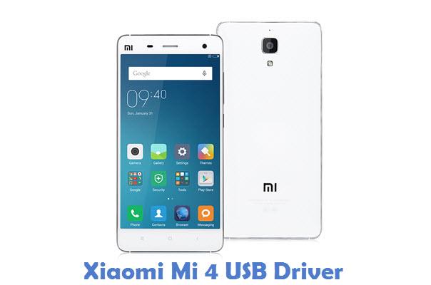 Xiaomi Mi 4 USB Driver