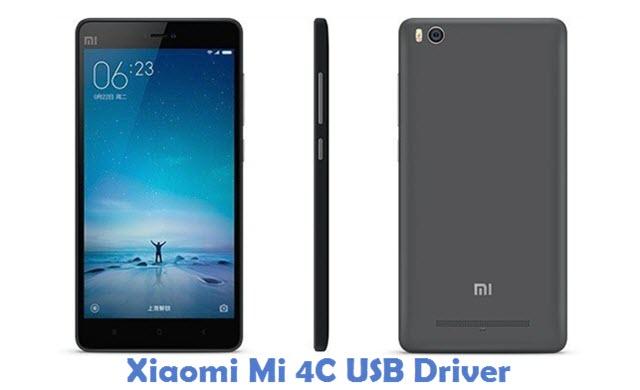 Xiaomi Mi 4C USB Driver