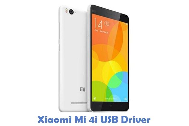 Xiaomi Mi 4i USB Driver