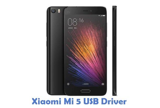 Xiaomi Mi 5 USB Driver