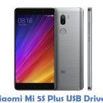 Xiaomi Mi 5S Plus USB Driver