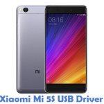 Xiaomi Mi 5S USB Driver