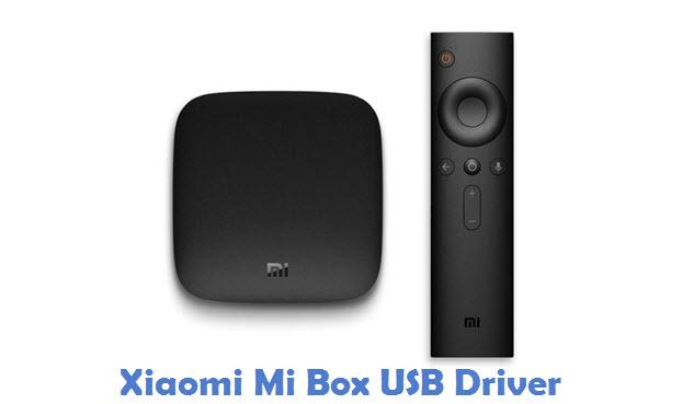 Xiaomi Mi Box USB Driver
