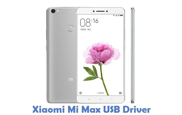 Xiaomi Mi Max USB Driver