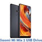 Xiaomi Mi Mix 2 USB Driver