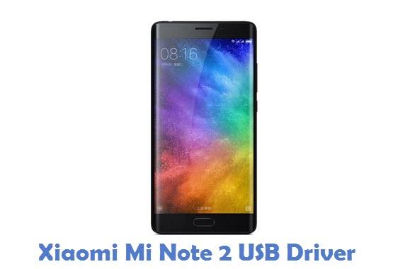 Xiaomi Mi Note 2 USB Driver