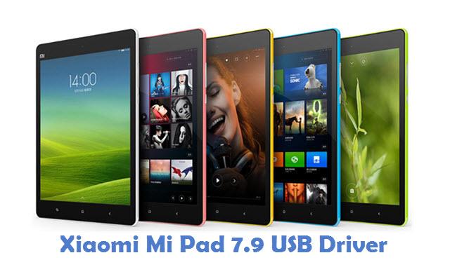 Xiaomi Mi Pad 7.9 USB Driver