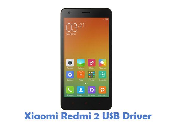 Xiaomi Redmi 2 USB Driver