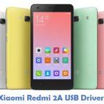 Xiaomi Redmi 2A USB Driver
