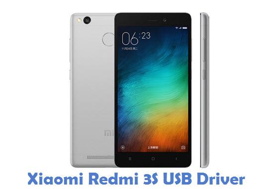 Xiaomi Redmi 3S USB Driver
