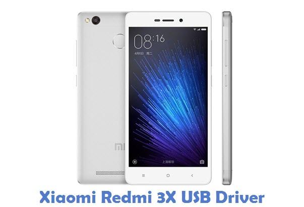 Xiaomi Redmi 3X USB Driver