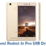 Xiaomi Redmi 3s Pro USB Driver