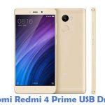 Xiaomi Redmi 4 Prime USB Driver