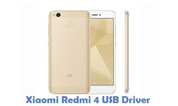 Xiaomi Redmi 4 USB Driver