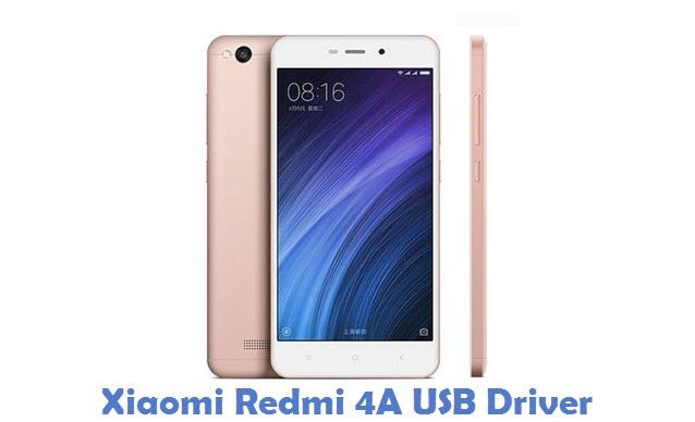 Xiaomi Redmi 4A USB Driver