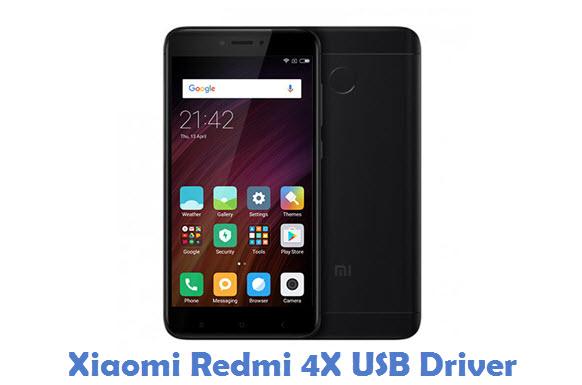 Download Xiaomi Redmi 4X USB Driver | All USB Drivers
