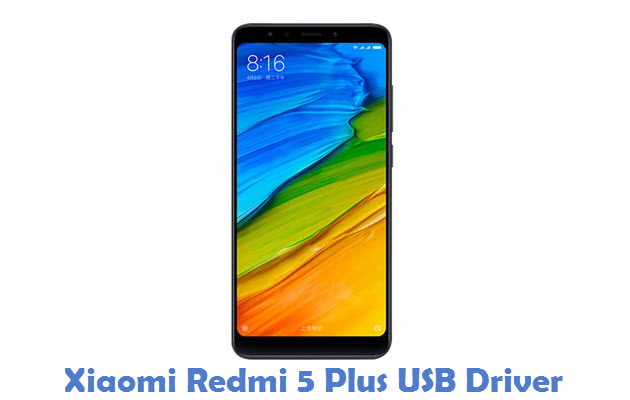 Xiaomi Redmi 5 Plus USB Driver