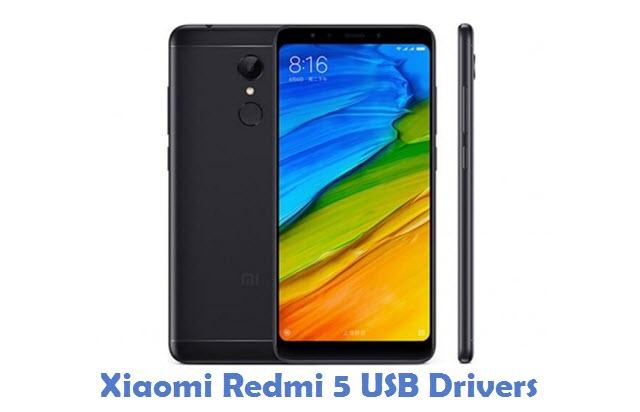 Xiaomi Redmi 5 USB Drivers