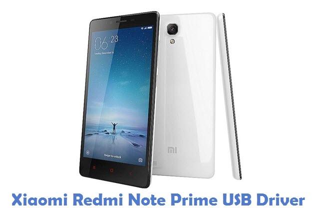 Xiaomi Redmi Note Prime USB Driver