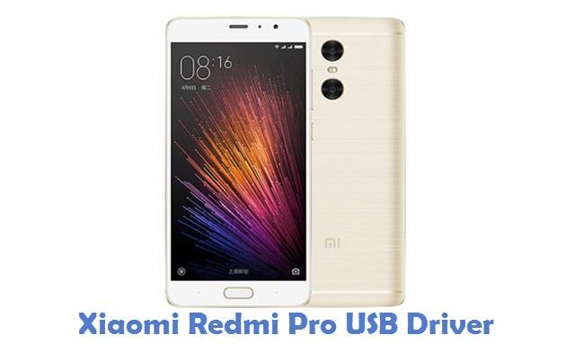 Xiaomi Redmi Pro USB Driver