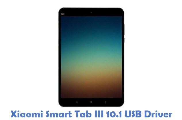 Xiaomi Smart Tab III 10.1 USB Driver