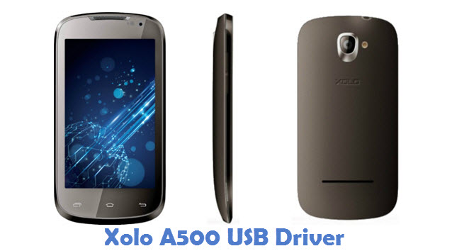 Xolo A500 USB Driver