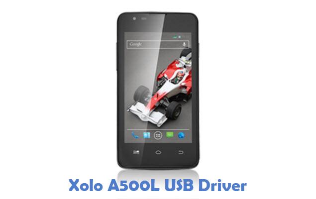 Xolo A500L USB Driver