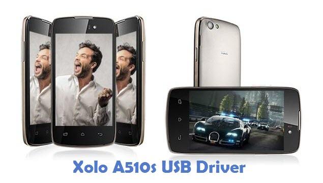Xolo A510s USB Driver