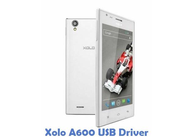 Xolo A600 USB Driver