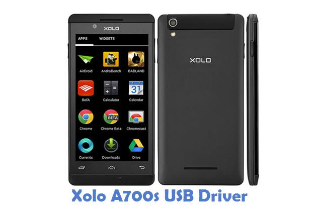 Xolo A700s USB Driver