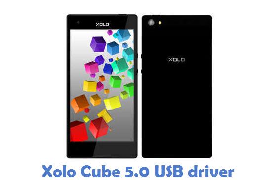 Xolo Cube 5.0 USB Driver