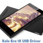 Xolo Era 1X USB Driver