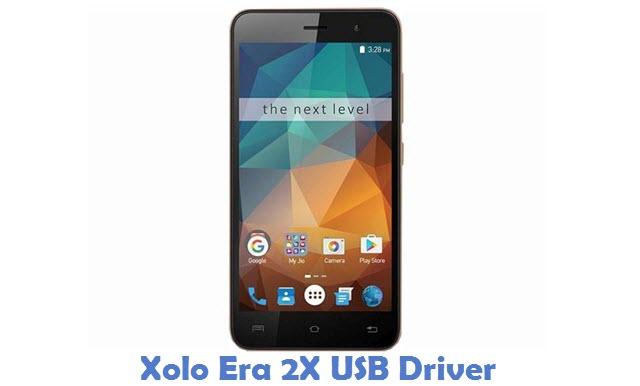 Xolo Era 2X USB Driver