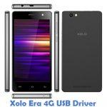 Xolo Era 4G USB Driver