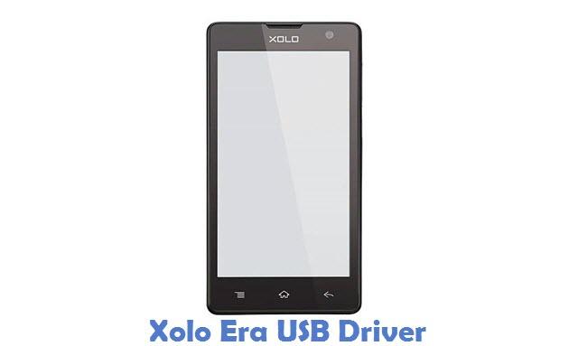 Xolo Era USB Driver