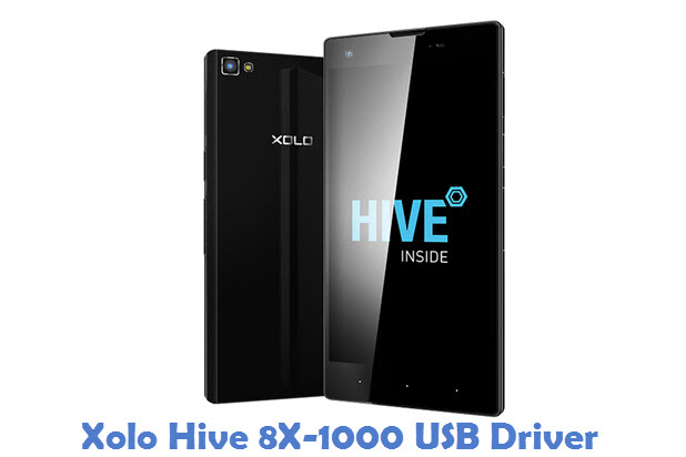Xolo Hive 8X-1000 USB Driver